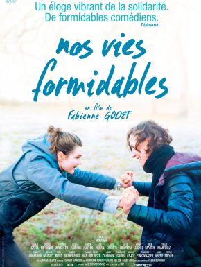 DVD Nos Vies Formidables