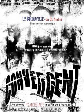 Jaquette dvd Convergent