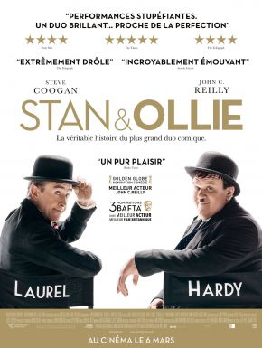 Jaquette dvd Stan & Ollie