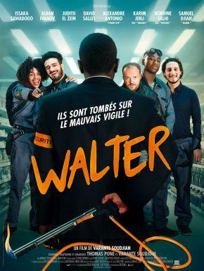 Walter DVD et Blu-Ray