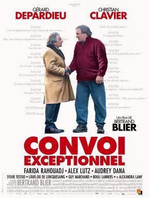 Convoi Exceptionnel en DVD et Blu-Ray
