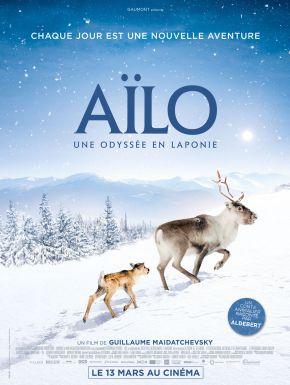 Aïlo : Une Odyssée En Laponie en DVD et Blu-Ray