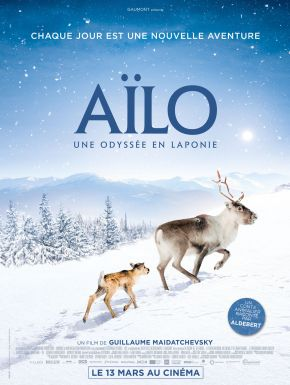 Sortie DVD Aïlo : Une Odyssée En Laponie