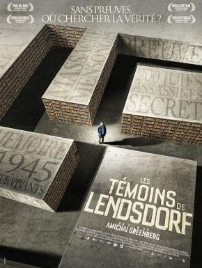 DVD Les Témoins De Lendsdorf