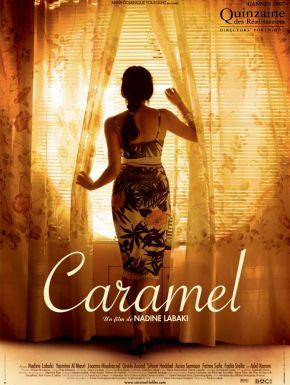 Jaquette dvd Caramel