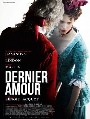 DVD Dernier Amour