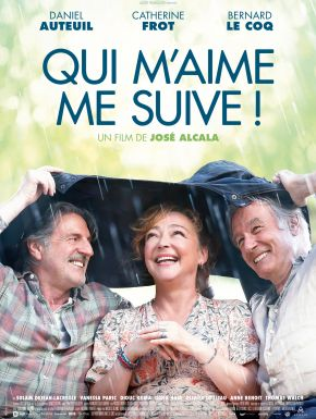 DVD Qui M'aime Me Suive !