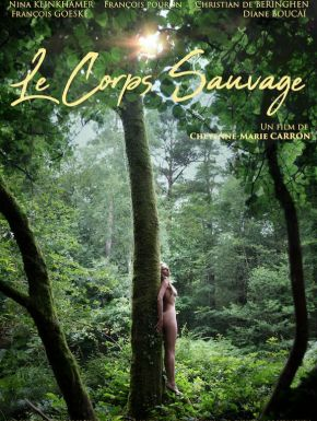 DVD Le Corps Sauvage