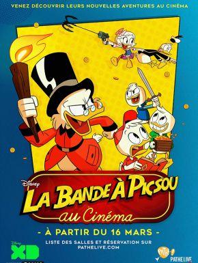 DVD La Bande à Picsou Au Cinéma
