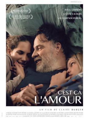 Sortie DVD C'est ça L'amour
