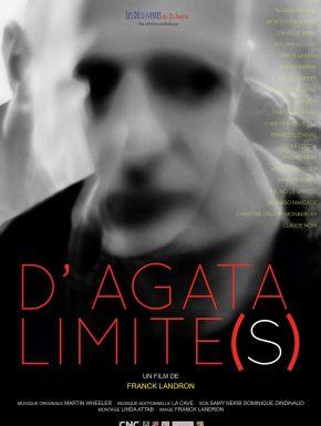 Jaquette dvd D'Agata - Limite(s)