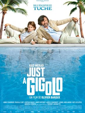 Just A Gigolo DVD et Blu-Ray