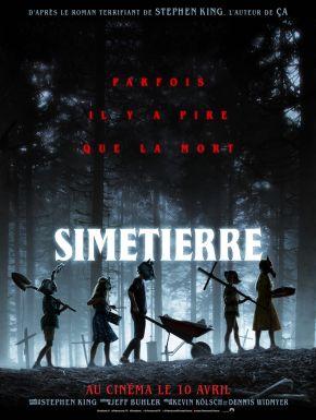 sortie dvd  Simetierre