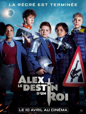Alex, Le Destin D'un Roi DVD et Blu-Ray