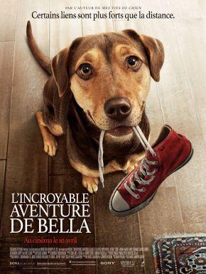 DVD L'Incroyable Aventure De Bella
