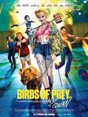 sortie dvd	  Birds Of Prey
