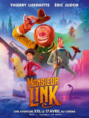 DVD Monsieur Link