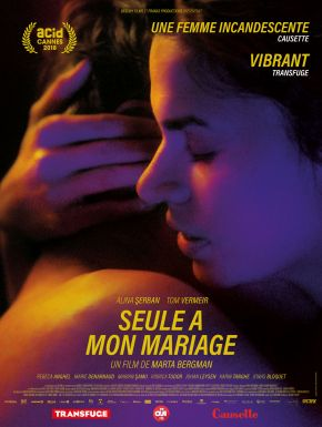 Jaquette dvd Seule à Mon Mariage