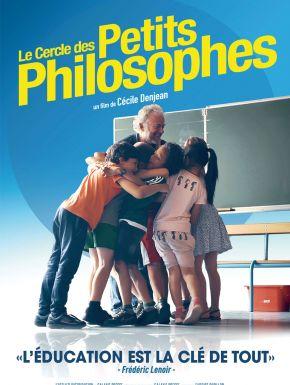 Jaquette dvd Le Cercle Des Petits Philosophes