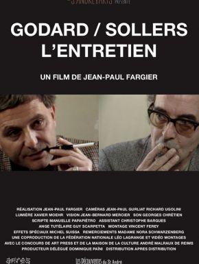 Godard / Sollers: L'entretien en DVD et Blu-Ray
