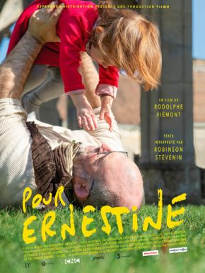DVD Pour Ernestine
