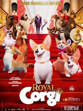 DVD Royal Corgi