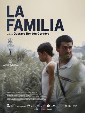 Jaquette dvd La Familia