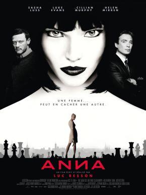 Anna DVD et Blu-Ray