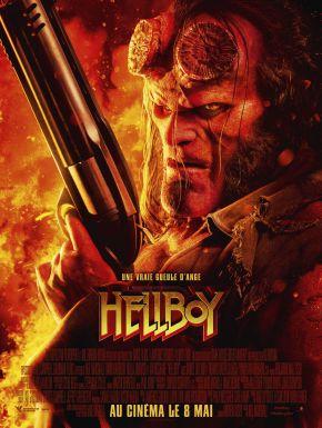 Sortie DVD Hellboy