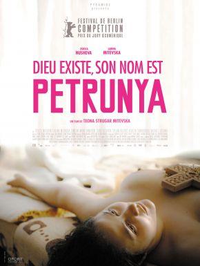 Jaquette dvd Dieu Existe, Son Nom Est Petrunya