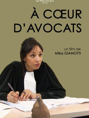DVD A Coeurs D'avocats