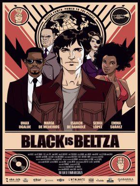 DVD Black Is Beltza
