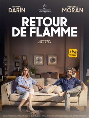 DVD Retour De Flamme