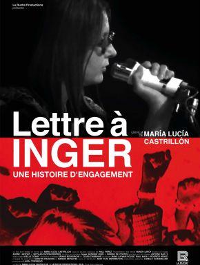 Lettre A Inger DVD et Blu-Ray