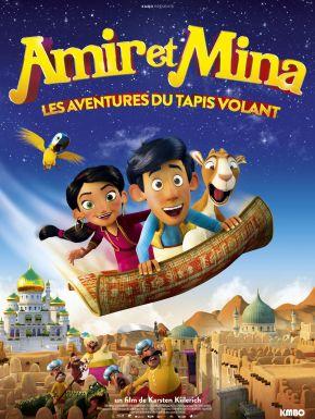 DVD Amir Et Mina : Les Aventures Du Tapis Volant