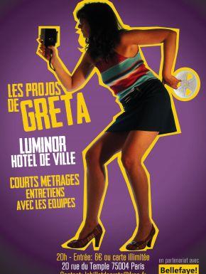 Les Projos De Greta : Les Losers Contre-attaquent DVD et Blu-Ray