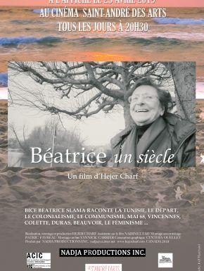 DVD Béatrice Un Siècle