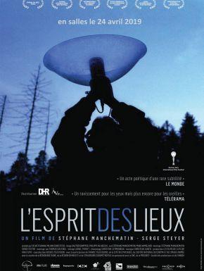 DVD L'Esprit Des Lieux