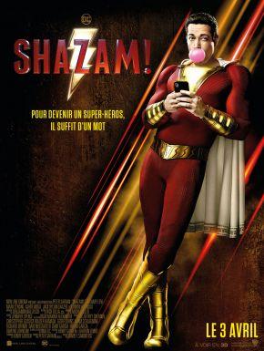Sortie DVD Shazam !