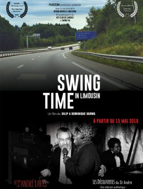 DVD Swing Time In Limousin