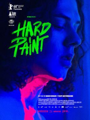 Jaquette dvd Hard Paint : Le Garçon Fluo