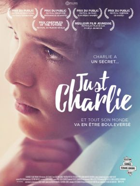 Jaquette dvd Just Charlie