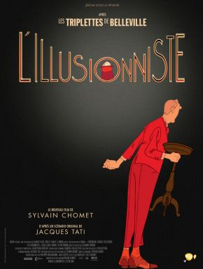 Sortie DVD L'Illusionniste