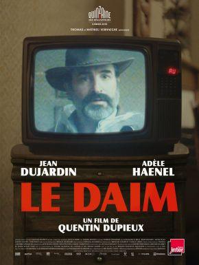 Le Daim DVD et Blu-Ray