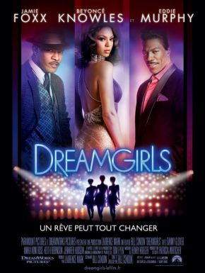 Jaquette dvd Dreamgirls