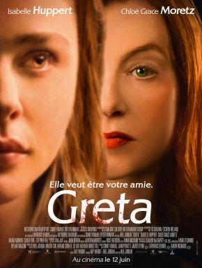 Greta en DVD et Blu-Ray