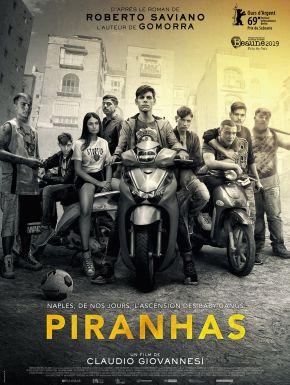 Sortie DVD Piranhas