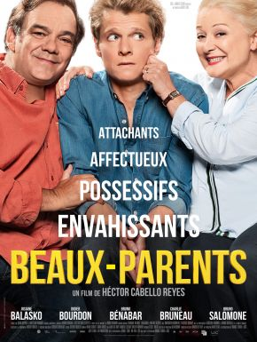 DVD Beaux-parents