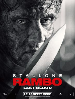 Rambo : Last Blood en DVD et Blu-Ray