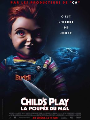 Child's Play : La Poupée Du Mal en DVD et Blu-Ray